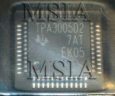 TPA3005D2 TPA 3005D2