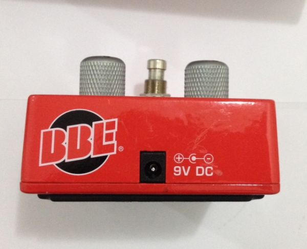 (VENDIDO) Pedal  Maximizer BBE Sonic Stomp