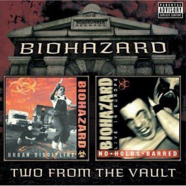 CD Biohazard – Urban Discipline / No Holds Barred (Live in Europe)DUPLO