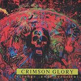CRIMSON GLORY - Strange and Beautiful (1991 - Roadrunner / HOL) (LP)