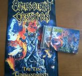 Combo Malevolent Creation CD-duplo + backpatch