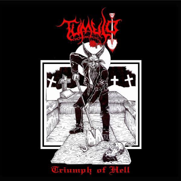CD Tümulo – Triumph Of Hell