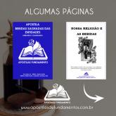 APOSTILA BEBIDAS SAGRADAS DAS ENTIDADES - UMBANDA E QUIMBANDA