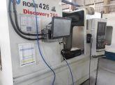 Centro de usinagem ROMI Vertical 760 Usado