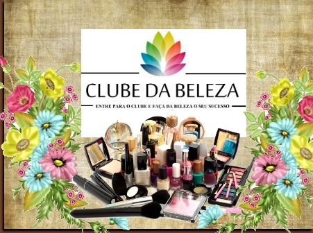 Box Clube Da Beleza