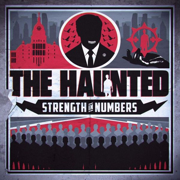 THE HAUNTED - Strength In Numbers