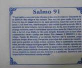 Manto Salmo 91 azul