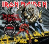 CD Iron Maiden – The Number Of The Beast (Digipack)