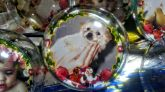 Bola de Natal Personalizadas - 30 unidades