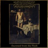 CD Hyperdontia - Excreted from the Flesh - Abhorrence Veil (Slipcase)