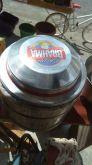Balde De Gelo Para Cerveja Em Alumínio E Madeira Decorado