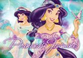 Papel Arroz Princesa Jasmine A4 003 1un
