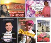 Impressão e elaboração de Lembrancinhas Aniversários Casamentos Formaturas, Lembrancinhas e Posters