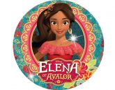 Papel Arroz Princesa Elena Redondo 005 1un