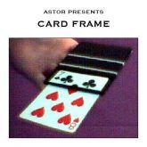 Card frame  (visible card Frame)   #604