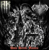 AK11 / Aasgard - Unto Heretic Flames