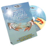 First hand by Justin Miler&Paul Harris DVD-R+gimmick  #1197