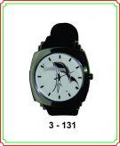 3  -  Relógio Traseira do Fusca - Fundo Branco