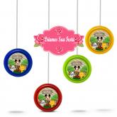 Io-iô Personalizado Mickey Safari