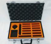 Case para Harmonica ,microfones e cabos
