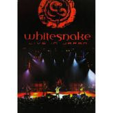 DVD - Whitesnake - Live In Japan
