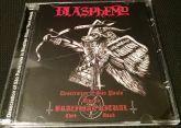 BLASPHEMY - Desecration of Sao Paulo - Live in Brazilian Ritual Third Attack - CD