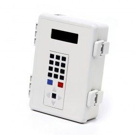 COD 1697 - Gabinete Patola PBK-190/3 (TECLADO 48X110)