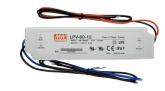 LPV-60-12 Driver IP67 Saída12V  / 5A Mean Well