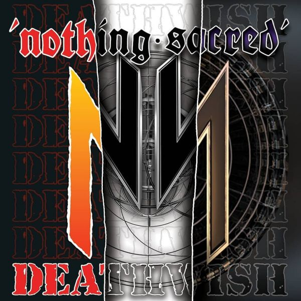 NOTHING SACRED - Death Wish (CD/DVD - Box Triplo)