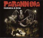 CD - Parannoia  -  Guerra e Dor