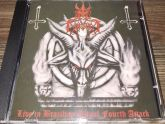 AD BACULUM - LIVE IN BRAZILIAN RITUAL FOURTH ATTACK - CD