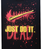 camiseta The Walking Dead - Just do It