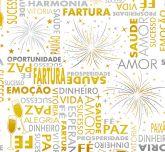 TNT Feliz Ano Novo 1m