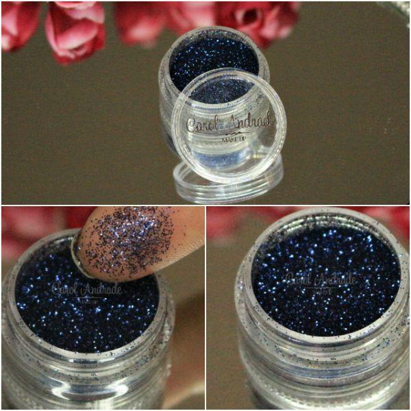 Glitter azul 111