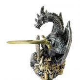 Dragão Medieval c/ Espada