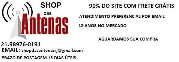 ShopDasAntenas