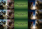 Papel Arroz Tartarugas Ninja Faixa Lateral A4 006 1un