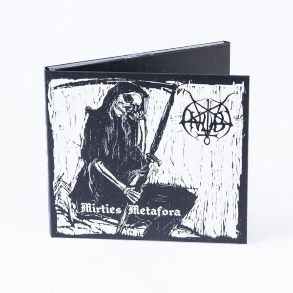 ANUBI - Mirties Metáfora - CD