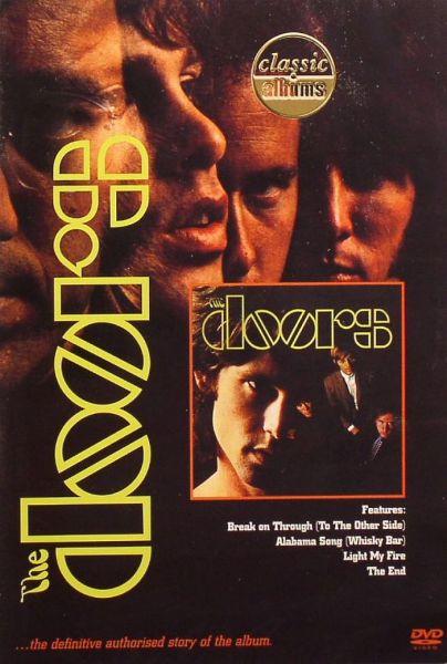 DVD - The Doors - Classic Albums