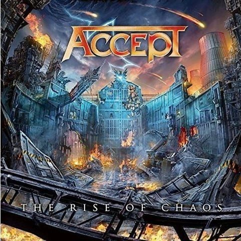 ACCEPT - The rise of chaos (jewel case)