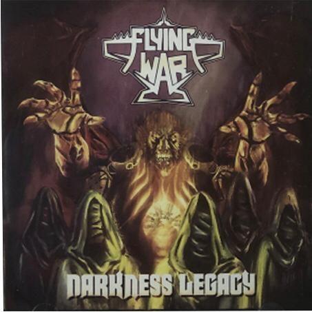 FLYING WAR - Darkness Legacy (CD)
