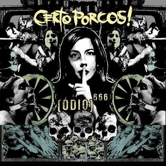 CD - Certo Porcos! - [Ódio] 666