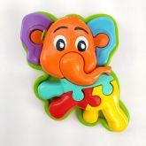 Animal Puzzle 3D - Elefante