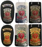 Distintivo Agente de Polícia Civil São Paulo
