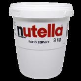 Creme de Avelã Nutella 3kg 1un