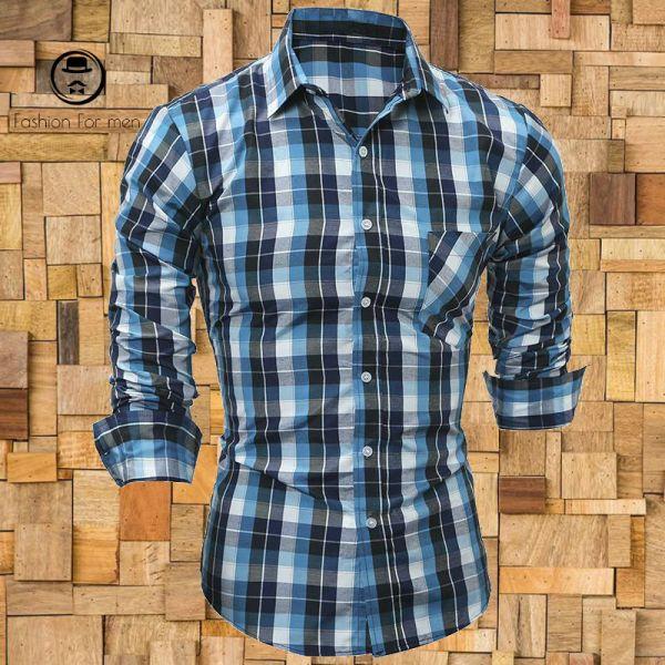 Camisa Xadrez REF06