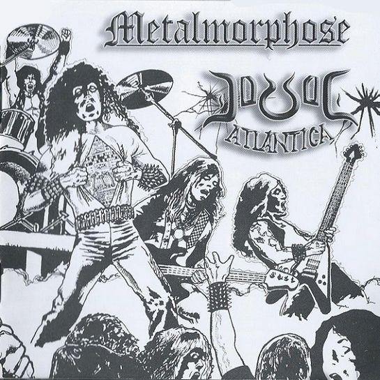 Ultimatum - METALMORPHOSE & DORSAL ATLÂNTICA (CD)