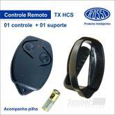 CONTROLE  REMOTO COM SUPORTE