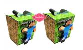 Caixa shushi Minecraft
