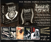 PUNGENT STENCH - SICK BIZARRE DEFACED COLLECTION - CASSETE  (Tape Box)